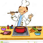 http://www.dreamstime.com/stock-image-cartoon-cook-kitchen-image22282981